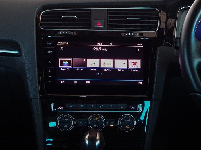 2017 Volkswagen Golf R 7.5 MY17 Four Wheel Drive Blue