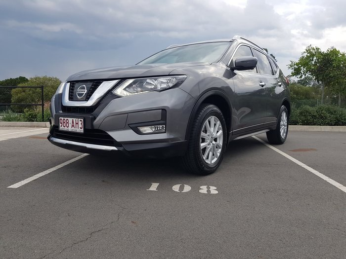 2017 Nissan X-TRAIL ST-L T32 Series II Grey
