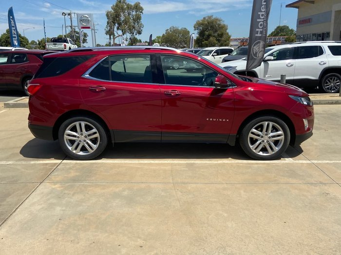 2019 Holden Equinox LTZ-V EQ MY18 Four Wheel Drive Red
