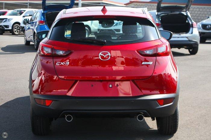2020 Mazda CX-3 Neo Sport DK Red