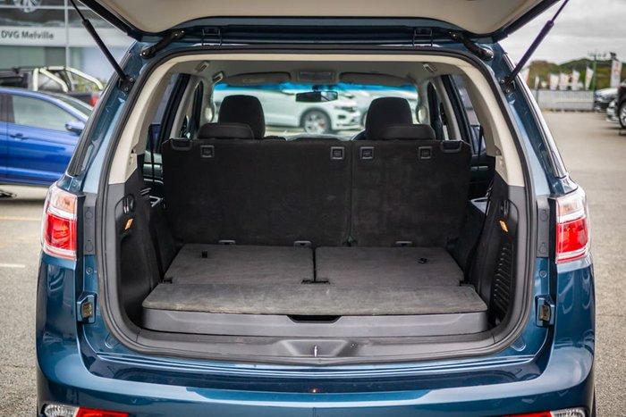 2016 Holden Trailblazer LT RG MY17 4X4 Dual Range Blue