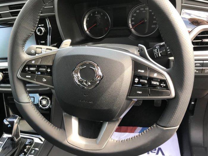 2019 SsangYong Korando ELX C300 MY20 Silent Silver