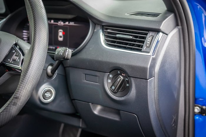 2019 SKODA Octavia RS 245 NE MY20.5 Blue