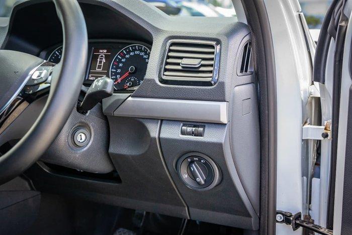 2019 Volkswagen Amarok TDI400 Core 2H MY20 4X4 Dual Range White