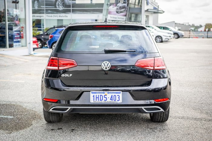 2018 Volkswagen Golf 110TSI Highline 7.5 MY19 Black