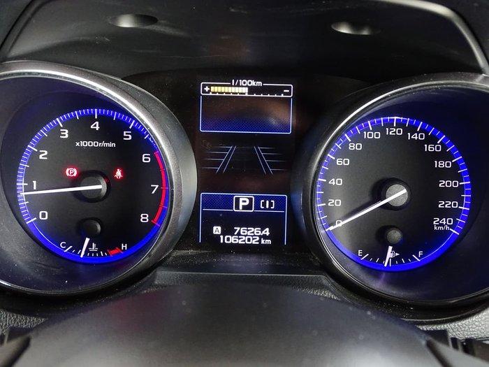 2015 Subaru Liberty 2.5i Premium 6GEN MY15 Four Wheel Drive Blue