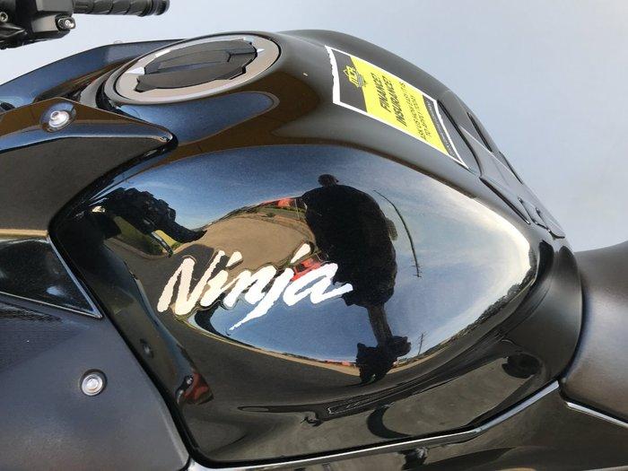 2018 Kawasaki NINJA 650 Black