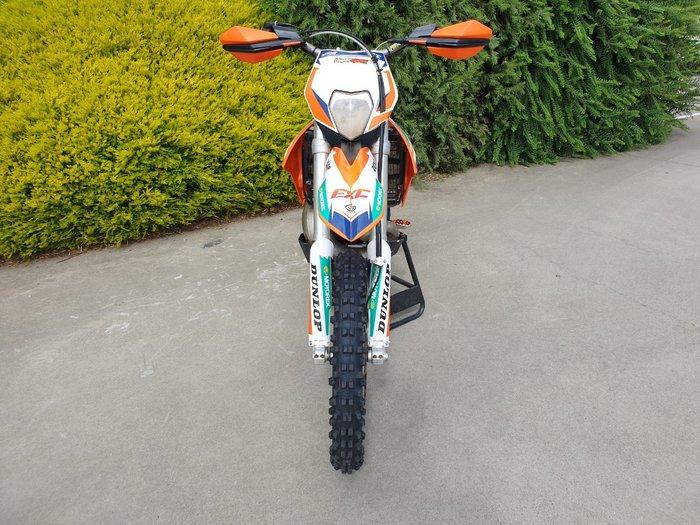 2012 Ktm 300 EXC Orange