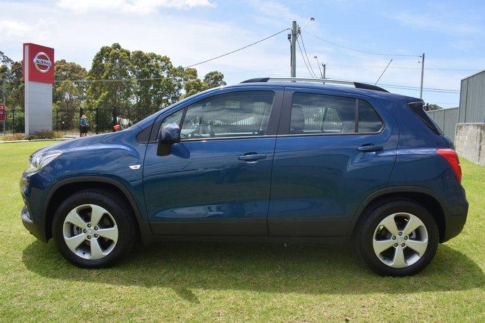 2019 Holden Trax LS TJ MY20 Blue