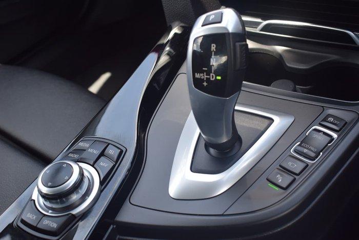 2015 BMW 3 Series 318i Sport Line F30 LCI White