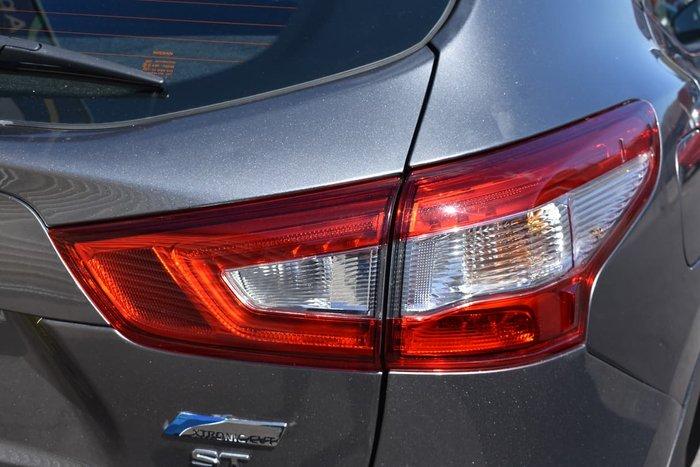 2015 Nissan QASHQAI ST J11 Grey