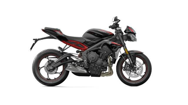 2020 TRIUMPH STREET TRIPLE R LOW BLACK