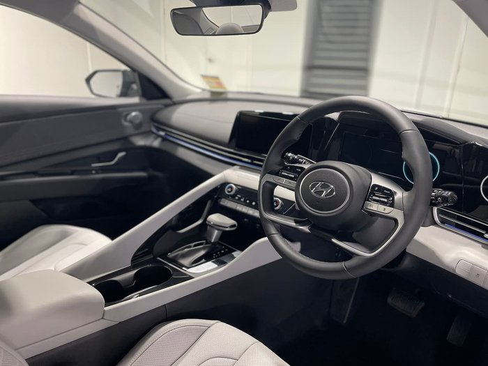 2020 Hyundai i30 Elite CN7.V1 MY21 Grey