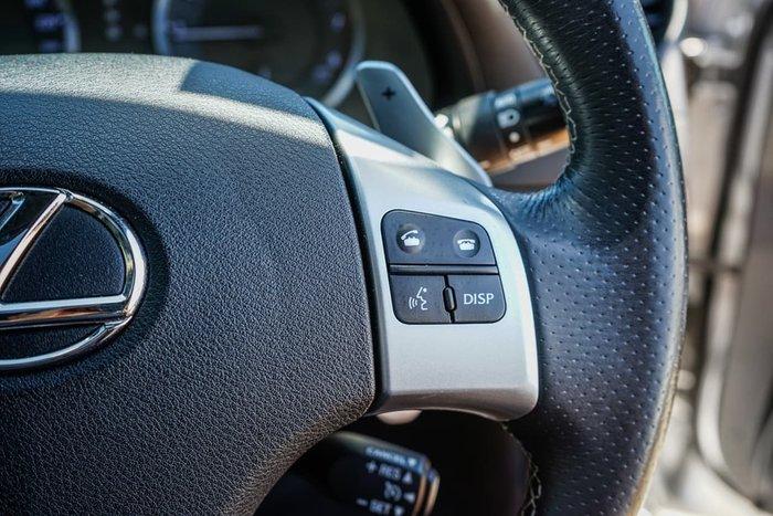 2010 Lexus IS IS350 F Sport GSE21R Silver