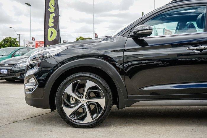2016 Hyundai Tucson Highlander TLe 4X4 On Demand Black