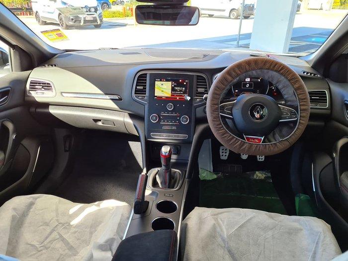 2020 Renault Megane R.S. Trophy-R BFB White