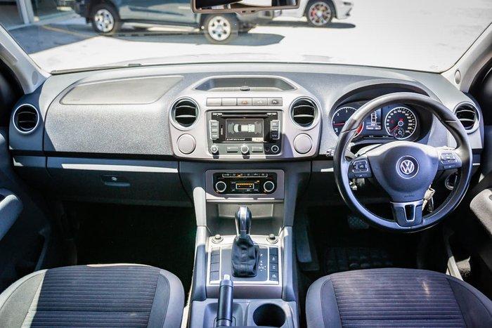 2016 Volkswagen Amarok TDI420 Core 2H MY16 4X4 Constant Silver