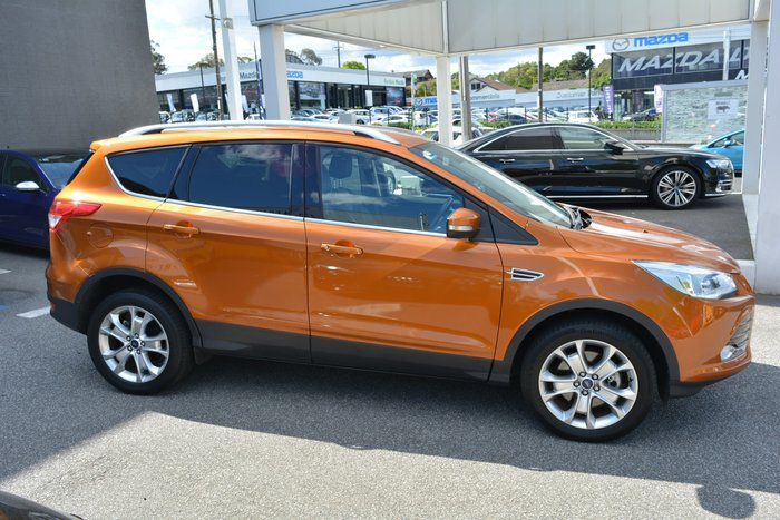 2015 Ford Kuga Trend TF MkII MY15 4X4 On Demand Bronze