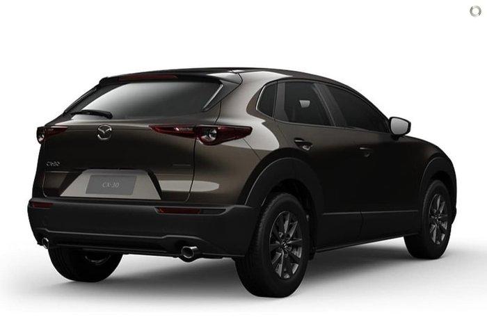 2020 Mazda CX-30 G20 Pure DM Series Titanium Flash