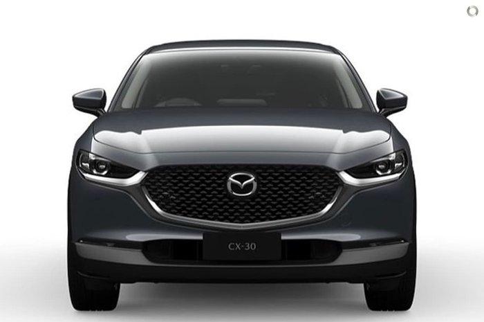2020 Mazda CX-30 G20 Touring DM Series Polymetal Grey