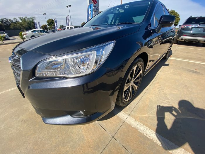 2017 Subaru Liberty 2.5i Premium 6GEN MY17 Four Wheel Drive Grey