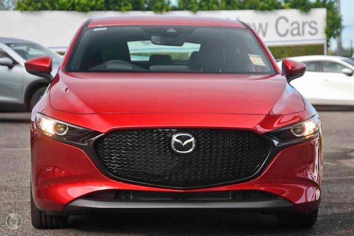 2020 Mazda 3 G20 Touring BP Series Soul Red Crystal