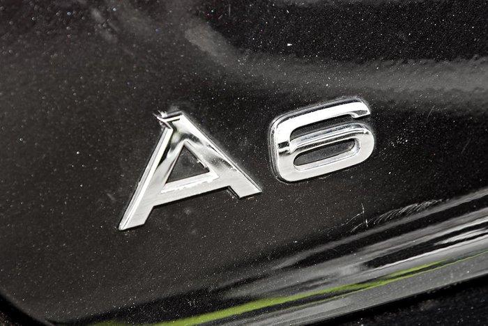 2013 Audi A6 C7 MY13 Black