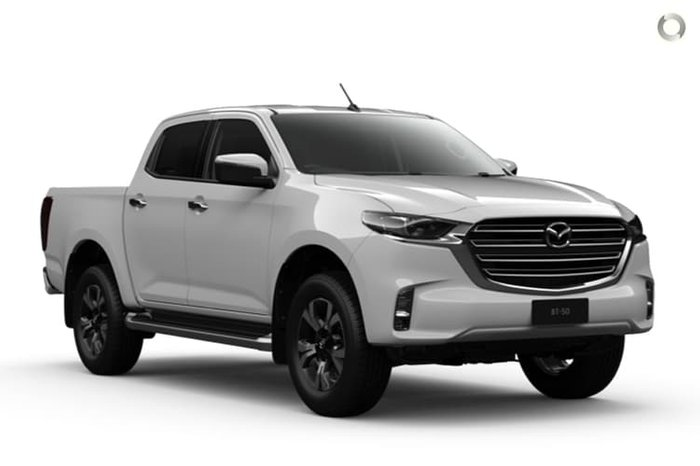 2020 Mazda BT-50 XTR TF White
