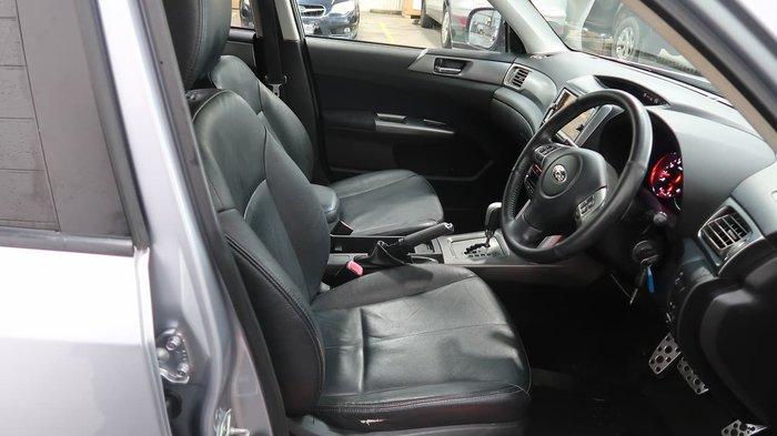 2012 Subaru Forester XT S3 MY12 Four Wheel Drive Silver
