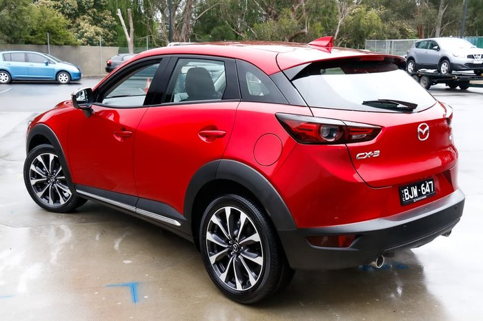 2020 Mazda CX-3 sTouring DK Red
