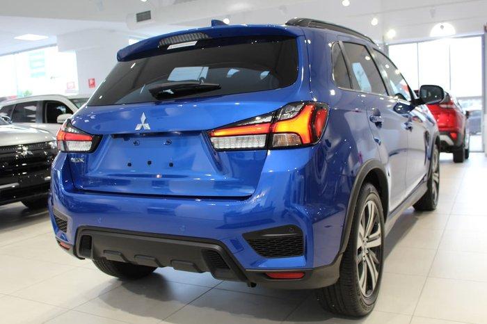 2020 Mitsubishi ASX Exceed XD MY20 Blue