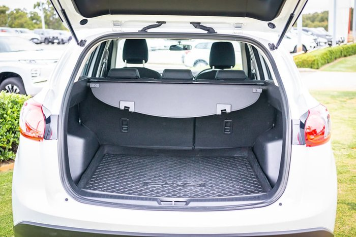 2014 Mazda CX-5 Maxx KE Series MY14 4X4 On Demand White