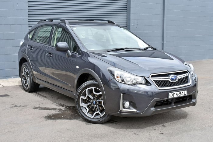2016 Subaru XV 2.0i G4X MY16 Four Wheel Drive Grey