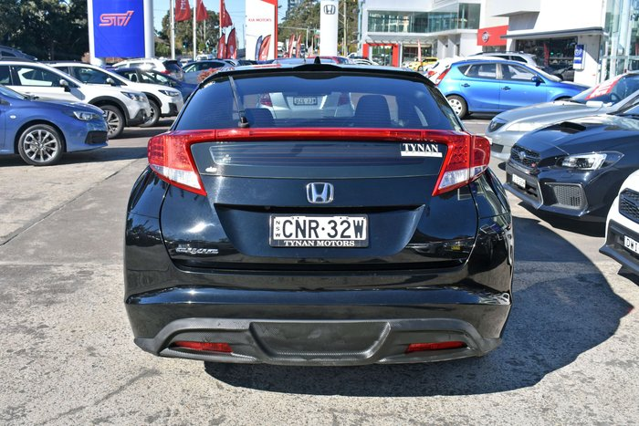 2012 Honda Civic VTi-S 9th Gen Crystal Black