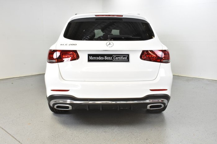 2019 Mercedes-Benz GLC-Class GLC200 X253 White