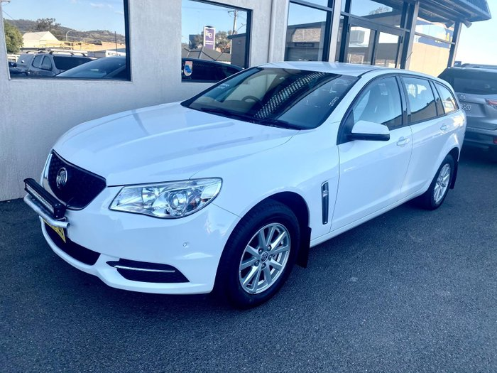 2013 Holden Commodore Evoke VF MY14 White