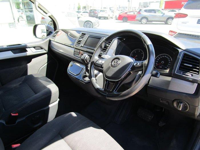 2016 Volkswagen Multivan TDI340 Comfortline T6 MY16 Blue