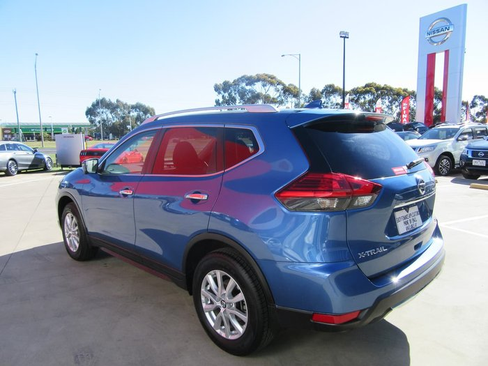 2019 Nissan X-TRAIL ST-L T32 Series II 4X4 On Demand Blue