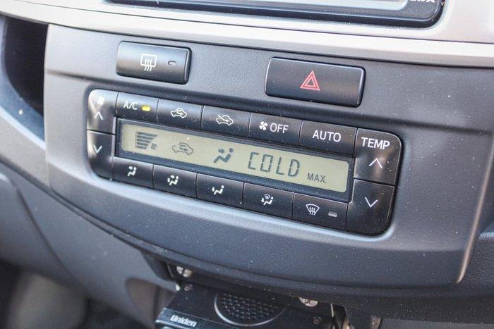 2013 Toyota Hilux SR5 KUN26R MY12 4X4 Gold