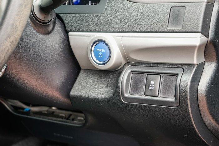 2015 Toyota Camry Altise AVV50R Grey
