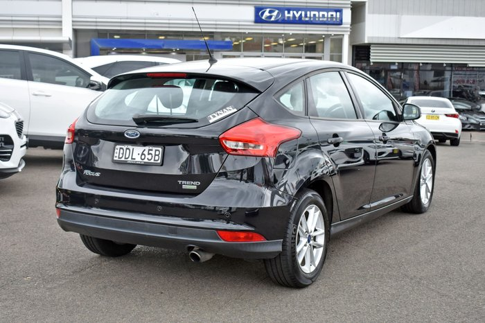 2016 Ford Focus Trend LZ Black