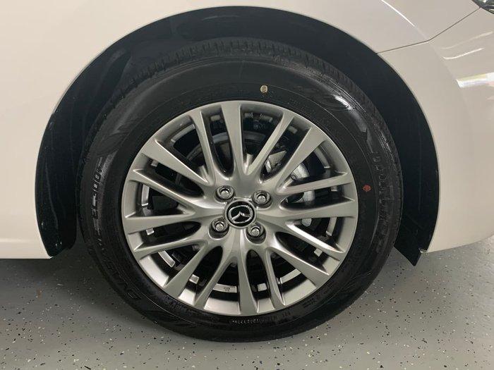 2020 Mazda 2 G15 Evolve DJ Series White