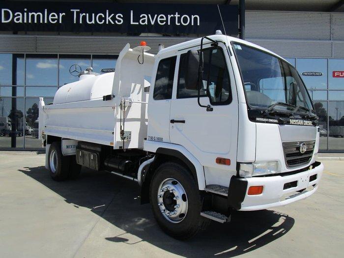 2004 UD PK265 TIPPER/TANKER WHITE