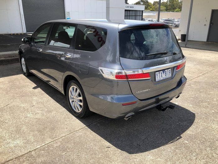 2011 Honda Odyssey Luxury 4th Gen MY10 Grey