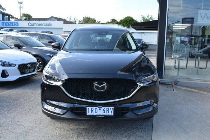 2019 Mazda CX-5 GT KF Series 4X4 On Demand Black