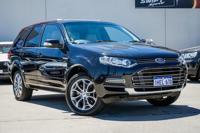 2013 Ford Territory Titanium SZ Black