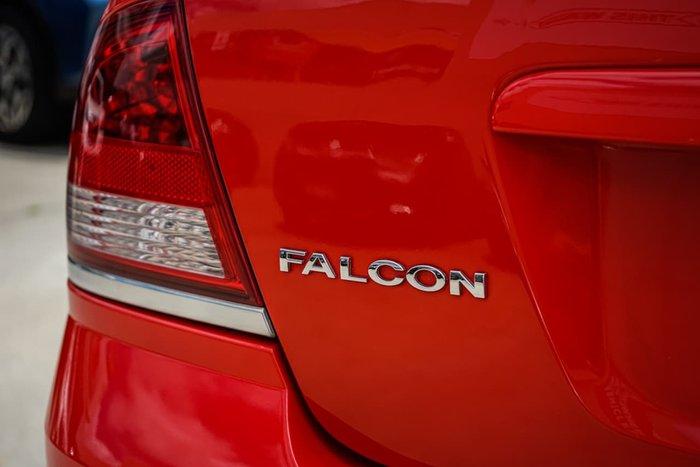 2006 Ford Falcon SR BF Red