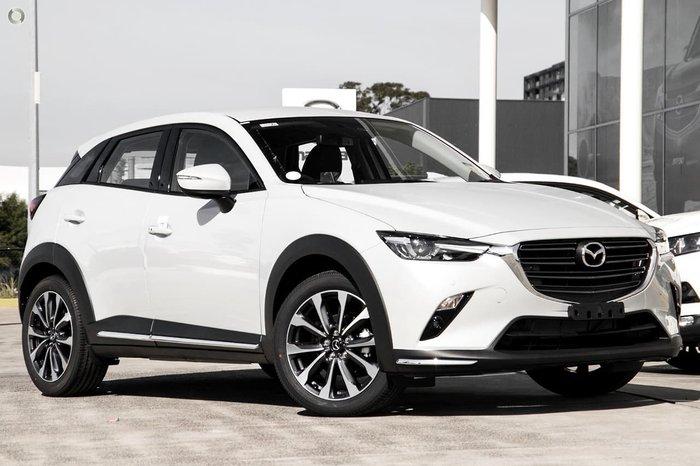 2020 Mazda CX-3 sTouring DK White
