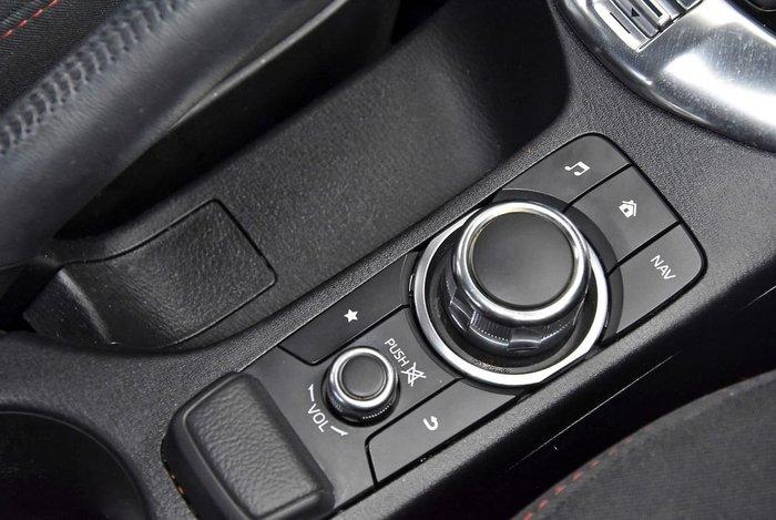 2015 Mazda 2 Genki DJ Series Red