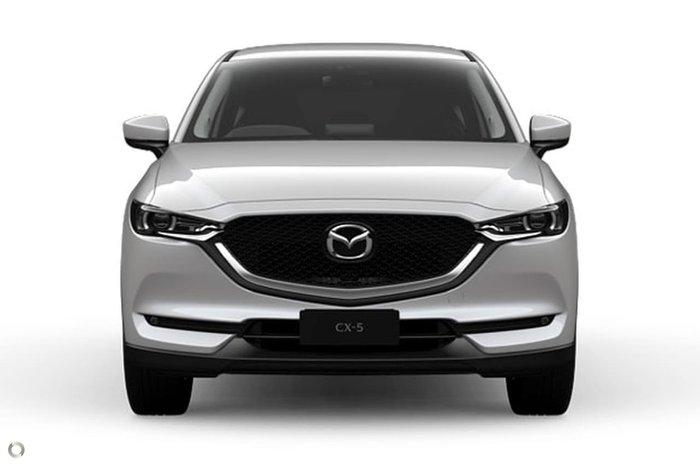 2020 Mazda CX-5 Maxx Sport KF Series White